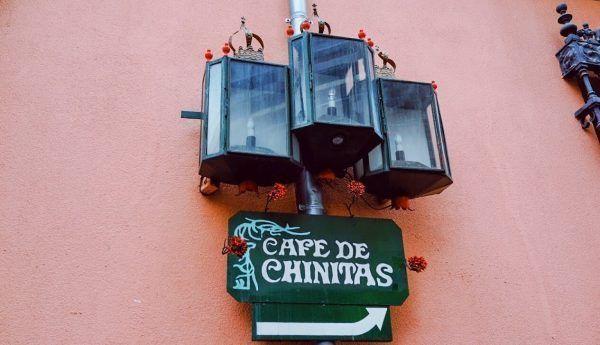 cafe chinitas