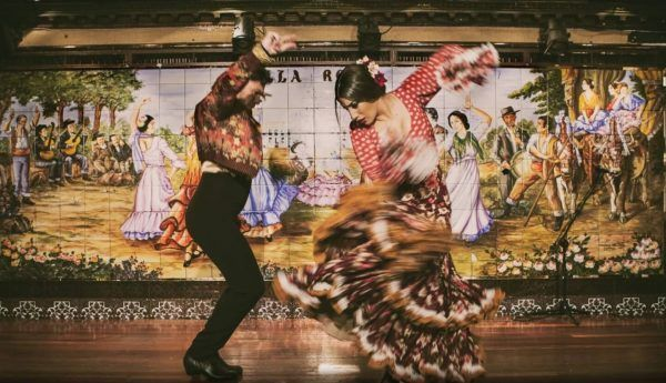 best flamenco shows madrid