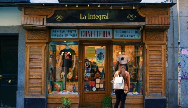 la_integral spanish designers SOUVENIRS de Madrid