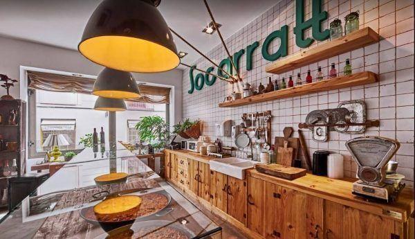 Socarratt - best restaurants to eat paella in Madrid