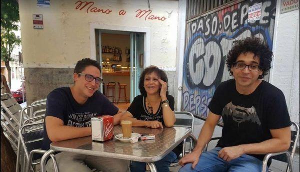 best paella in madrid Tres en Lavapies Restaurant