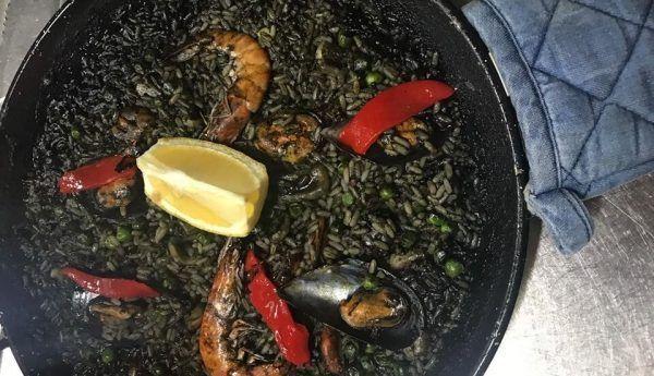 best paella in madrid Taberna del Arco Spanish Cuisine