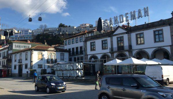 Vila nova de Gaia barrios de oporto