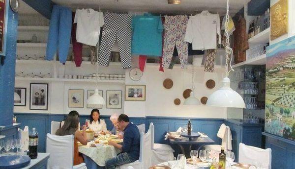 Casa Benigna Patella best paella in madrid