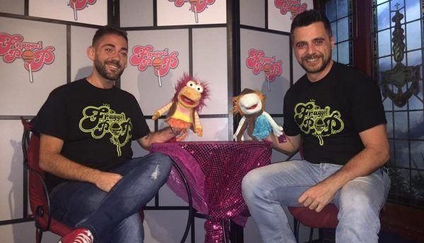 gay clubs Madrid fraggel pop
