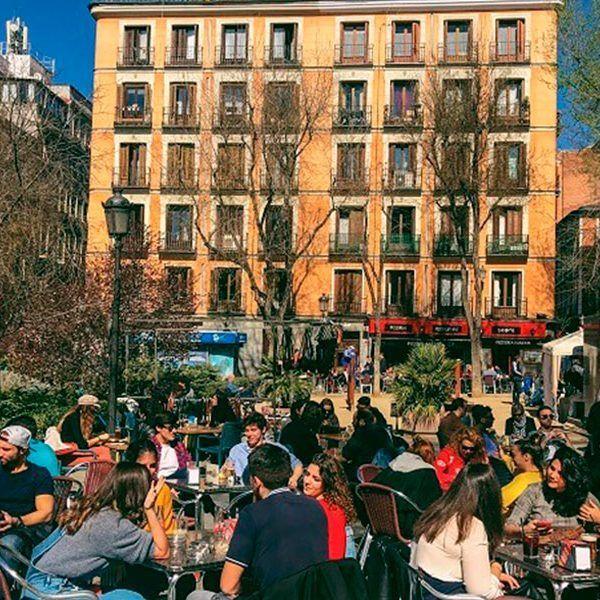 Clima en Madrid