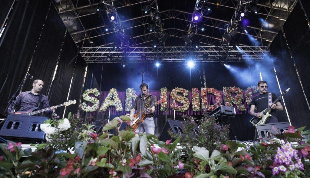 San Isidro concerts