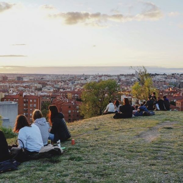 best parks in madrid parque de las 7 tetas