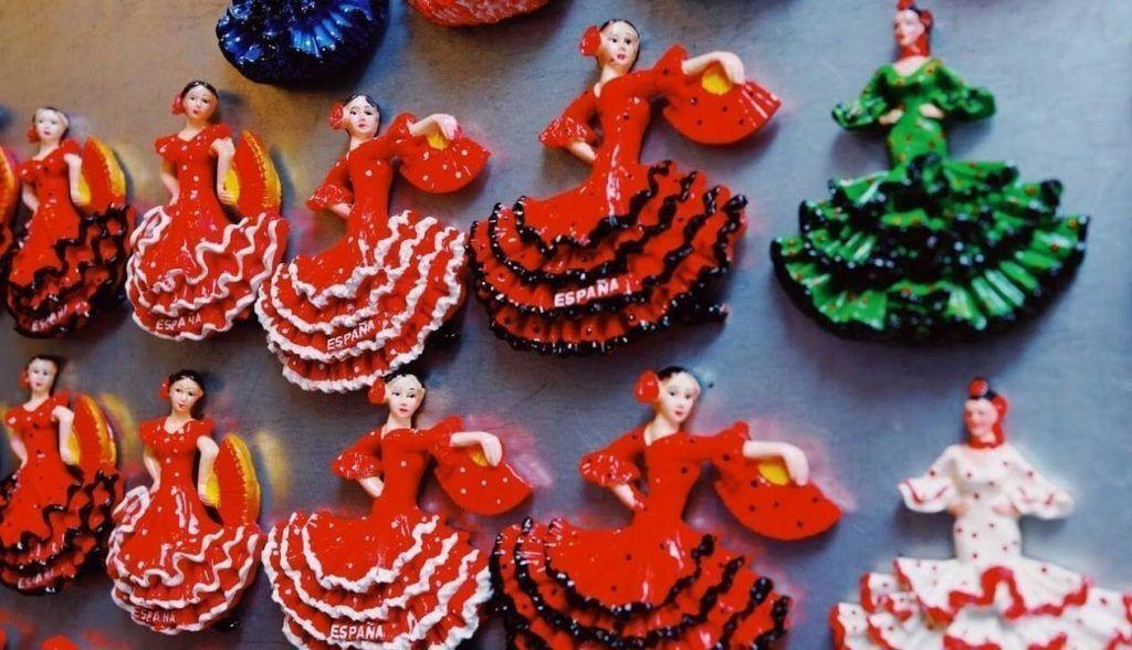 original souvenirs from madrid