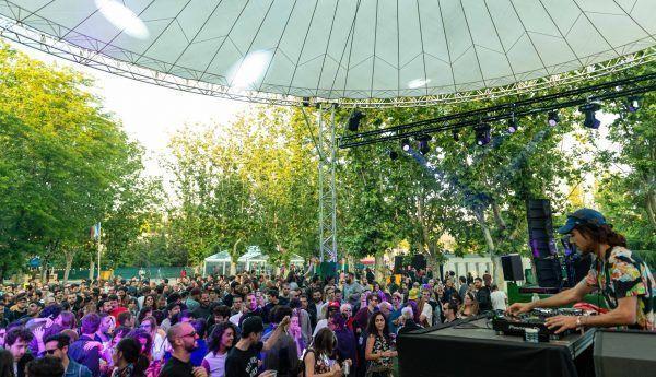 Madrid music festival Paraiso Festival