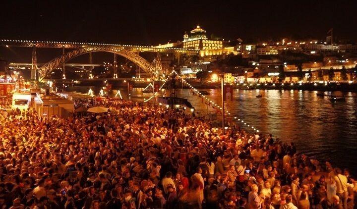 Porto-Sao-Joao festival