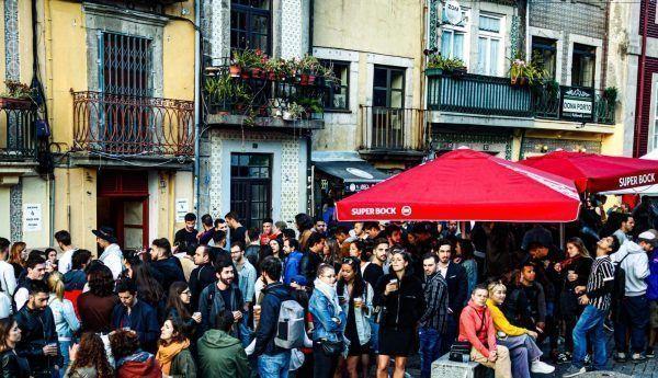 discotecas Oporto Adega Leonor
