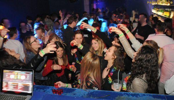 discotecas en Oporto porto tonico