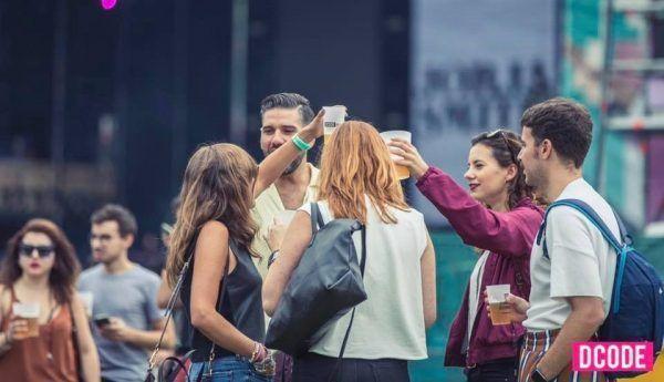 Madrid music festival Dcode festival