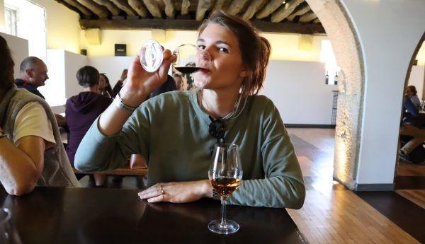 wine tasting tour Ramos Pinto