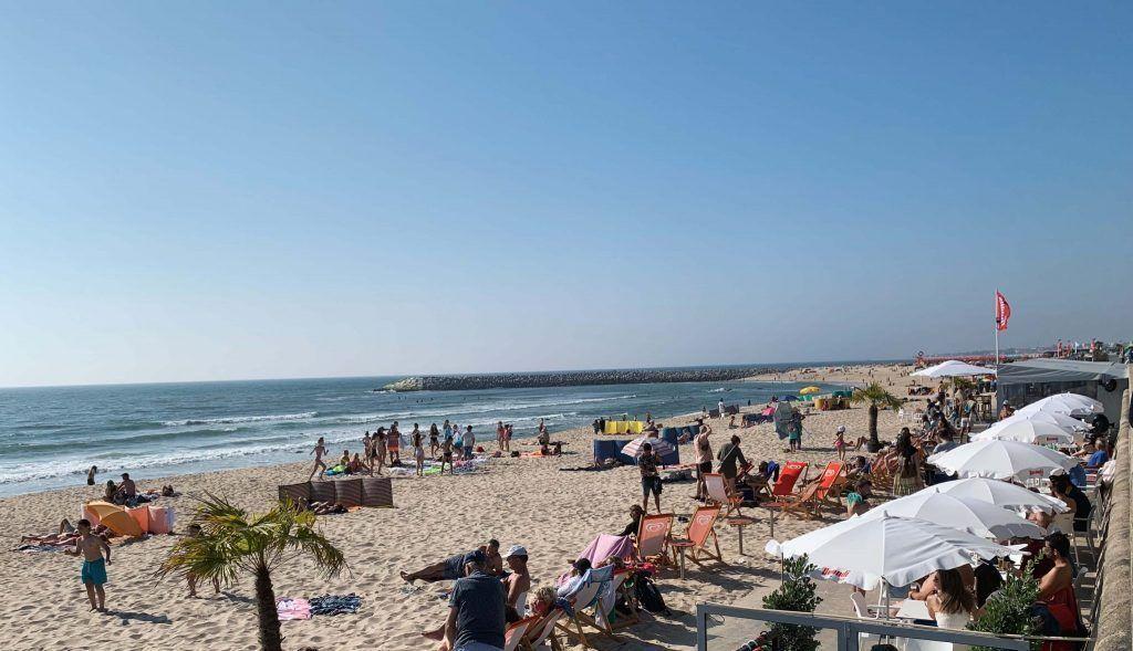 playas en oporto Praia de Espinho