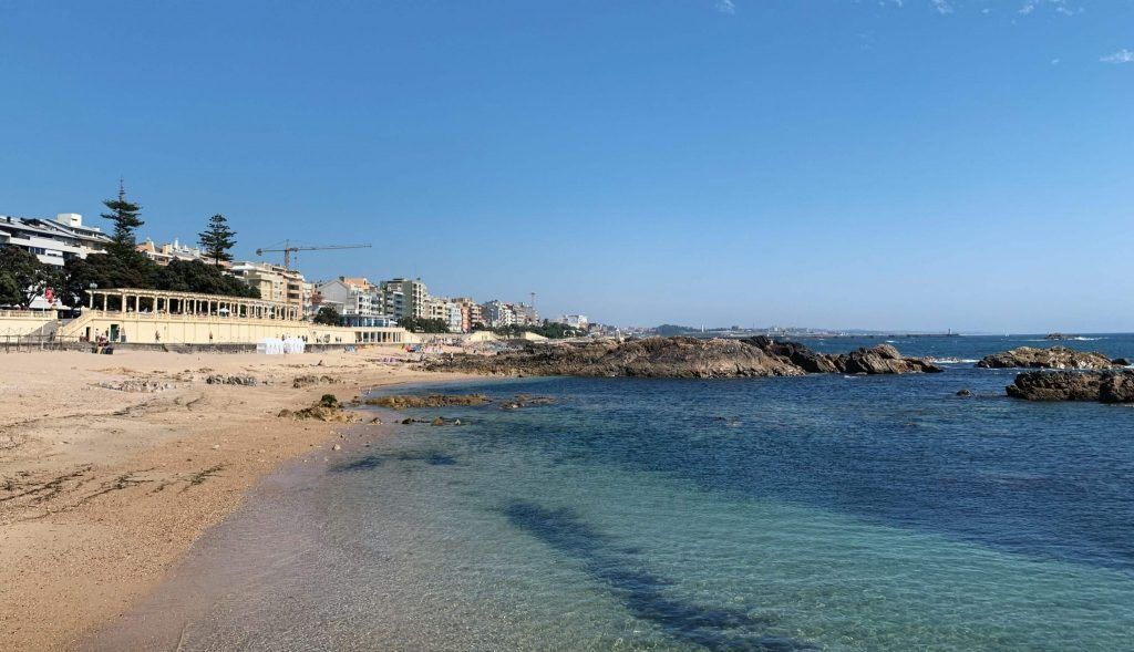 Foz do Douro oporto playas