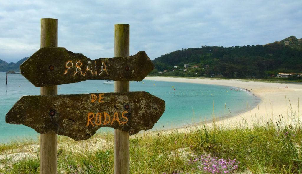 mejores playas de oporto Cies Islands