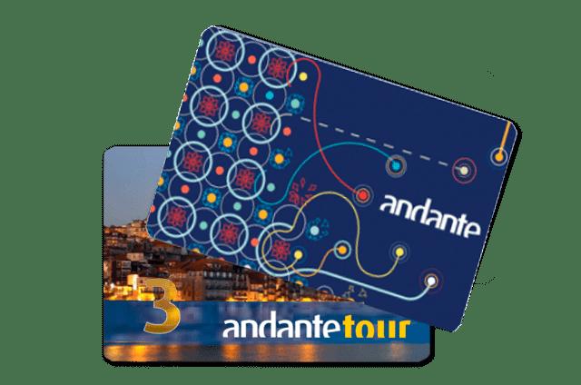 Andante-card