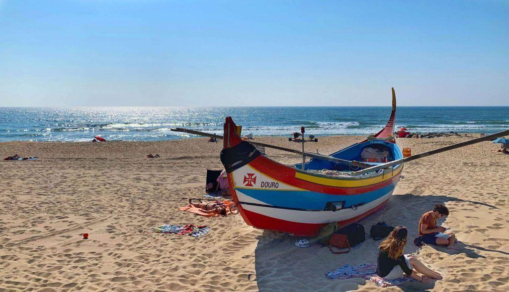 playas en oporto