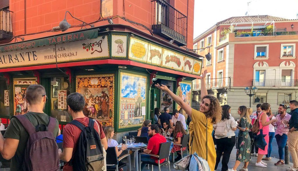 best restaurants in madrid, where to eat 2019