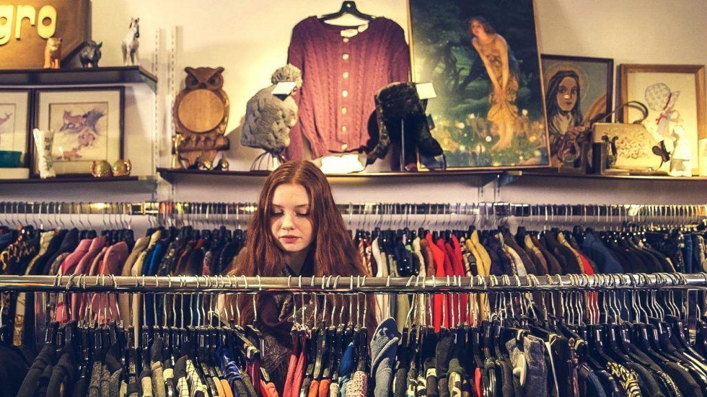 best vintage shops in Porto
