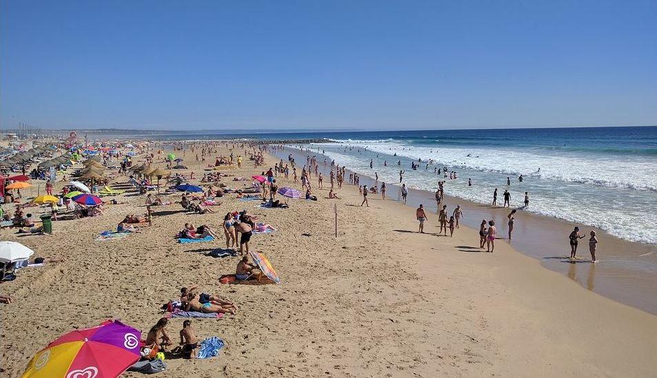 mejores playas de lisboa