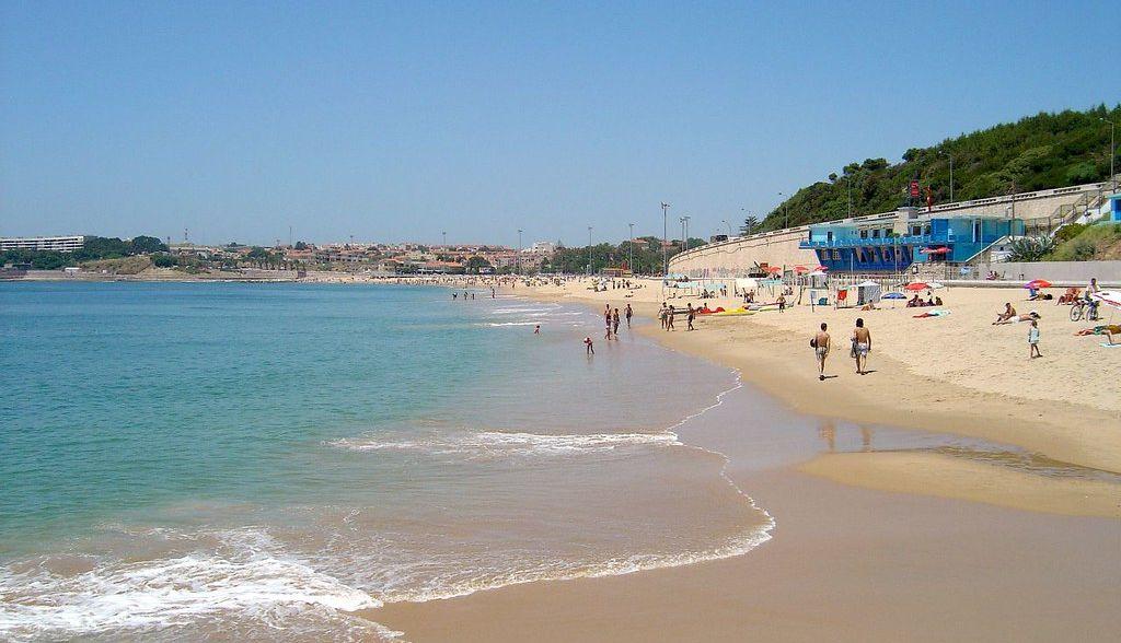 mejores playas de lisboa y alrededores